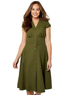 joe-browns-darling-desert-dress-khaki