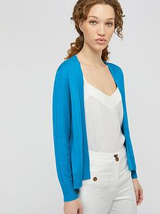 monsoon-esmie-linen-blend-cardigan-blue