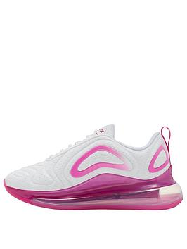 Nike Nike Air Max 720 - White/Pink Picture
