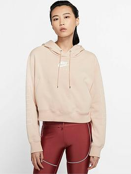 Nike Nike Nsw Air Pullover Hoodie - Shimmer Picture