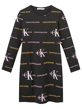 calvin-klein-jeans-girls-mix-logo-t-shirt-dress