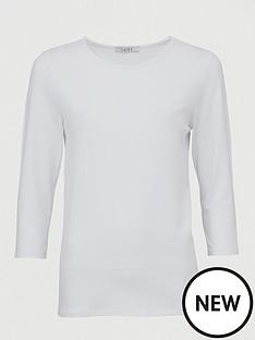 v-by-very-the-essential-three-quarternbspsleeve-crew-neck-t-shirt-white