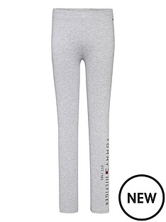 tommy-hilfiger-girls-essential-logo-leggings-grey