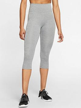 Nike Nike The One Capri Legging - Iron Grey Picture