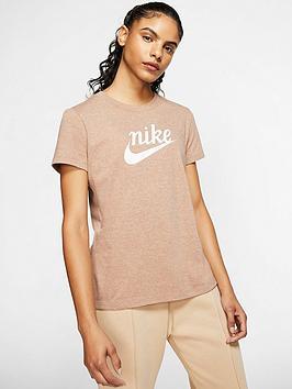 Nike Nike Nsw Varsity T-Shirt - Pink Picture