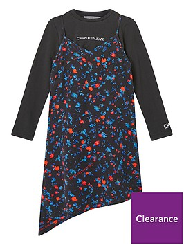 calvin-klein-jeans-girls-2-in-1-asymetric-print-dress