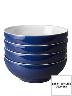 denby-nbspelements-dark-blue-cereal-bowls-ndash-set-of-4
