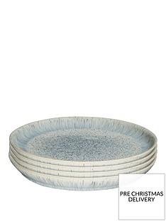 denby-halo-grey-speckle-dinner-plates-ndash-set-of-4