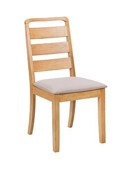 Julian Bowen Julian Bowen Pair Of Lars Dining Chairs Picture
