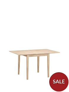 julian-bowen-rufford-dining-table