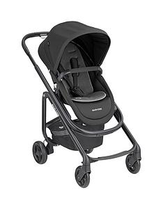 maxi-cosi-lila-sp-pushchair-essential-black