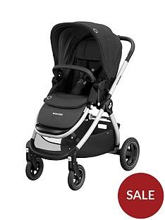 maxi-cosi-adorra-stroller-essential-black