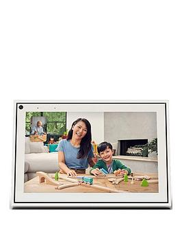 Portal Portal From Facebook With 10 Inch Touch Display - White Picture