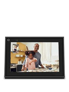 Portal Mini From Facebook With 8 Inch Touch Display - Black