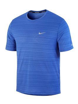 nike-miler-running-top-blue