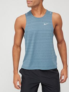 nike-miler-running-tank-top-bluenbsp