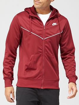 nike-sportswear-repeat-full-zip-hoodie-red
