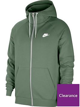 nike-sportswear-modern-full-zip-hoodie-green