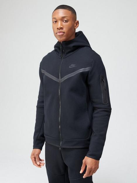 nike-sportswear-tech-fleece-zip-hoodie-black