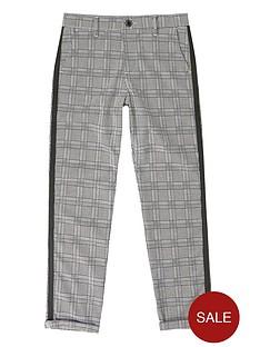 river-island-boys-check-smart-trousers-grey