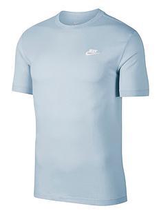nike-sportswear-club-t-shirt-blue
