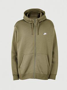 nike-nswnbspclub-plus-size-full-zip-hoodie-khakinbsp