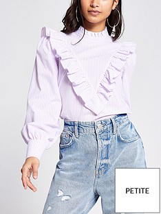 ri-petite-frill-stripe-top-lilac