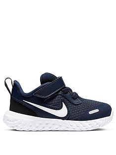 nike-revolution-5-infant-trainer-navy-white