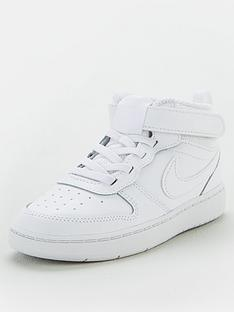 nike-court-borough-mid-2-infant-trainer-white