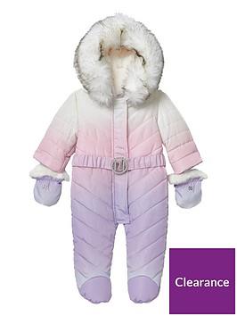 river-island-baby-girls-ombre-padded-snowsuitnbsp--purple