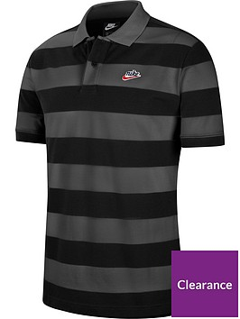 nike-sportswear-stripe-polo-black