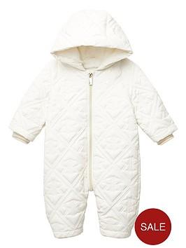 river-island-baby-ri-embosssed-quilted-snowsuit--nbspcream