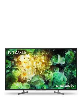 Sony Sony Bravia Kd49Xh81, 49-Inch, 4K Hdr Ultra Hd, Android Smart Tv With  ... Picture