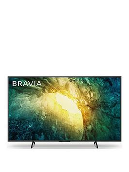 Sony Sony Sony Bravia Kd55X70, 55 Inch, 4K Hdr Ultra Hd, Android Smart Tv  ... Picture
