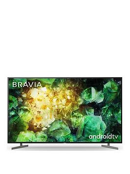 Sony Sony Bravia Kd65Xh81, 65 Inch, 4K Hdr Ultra Hd, Android Smart Tv With  ... Picture