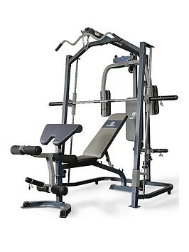 marcy-marcy-mp3100-smith-machine-with-weight-bench