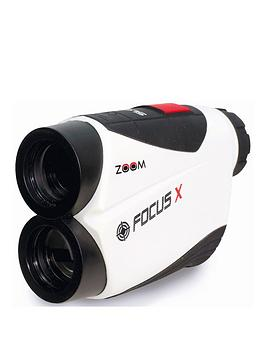 Zoom Zoom Laser Focus X Range Finder - White Picture