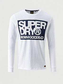 superdry-denim-goods-co-print-long-sleeve-t-shirtnbsp--white