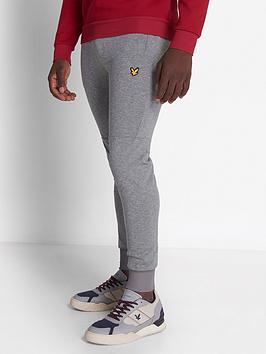 lyle-scott-fitness-superwick-track-pants-grey-marl