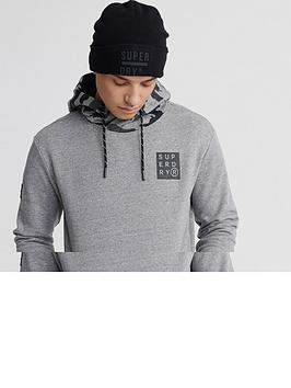 Superdry Superdry Surplus Goods Graphic Hood Picture