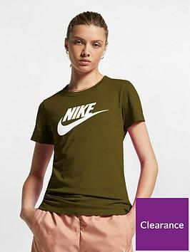 nike-nsw-essentials-t-shirt-olivenbsp