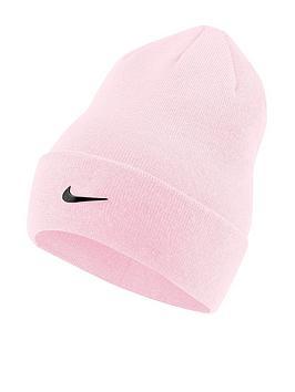 nike-older-childrensnbspbeanie-pink