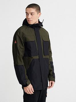 Superdry Superdry Desert Alchemy Pocket Jacket - Chive Picture