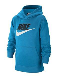 nike-older-boys-club-hoodie-blue