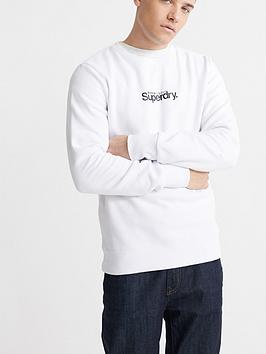 superdry-core-logo-essential-sweat-top-white