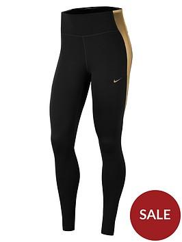 nike-the-one-colourblock-leggings-curve-blackgoldnbsp