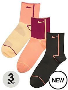 nike-3-pack-of-everyday-ankle-socks-multi