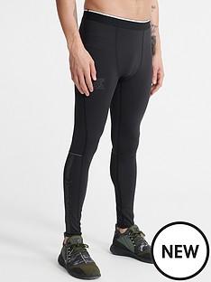 superdry-training-leggings-black
