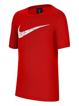 nike-older-boys-core-performance-top-red
