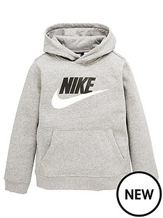 nike-older-boys-club-hoodie-carbon-heather-grey